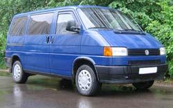 Аренда, заказ ????????????? Volkswagen Caravelle (??????????? ?????????)